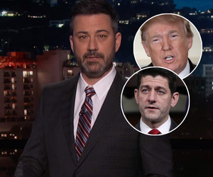 Kimmel Chokes Up While Shaming 'Mentally Ill' Trump After Shooting