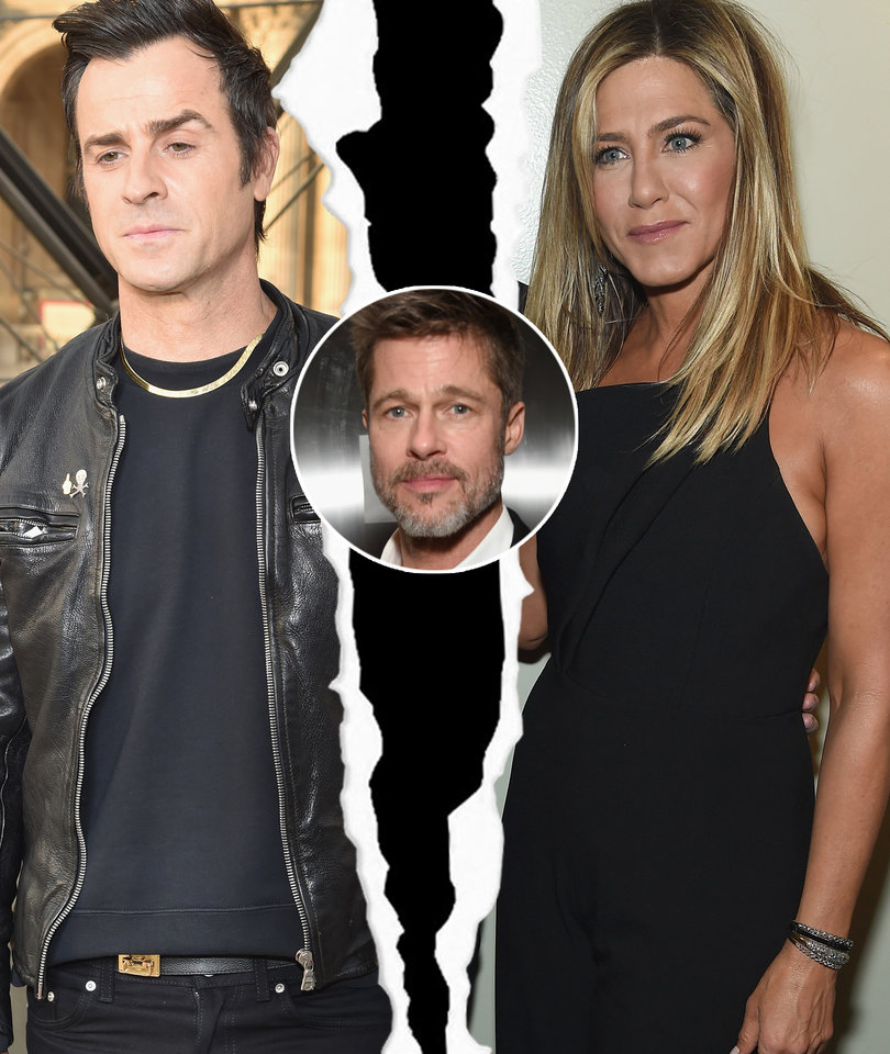Why Everyone's Tweeting About Brad Pitt After Jen And Justin Split