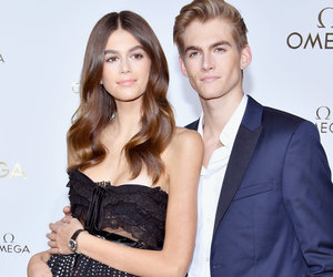 Presley Gerber Gets Sister Kaia's Name Inked on His Arm