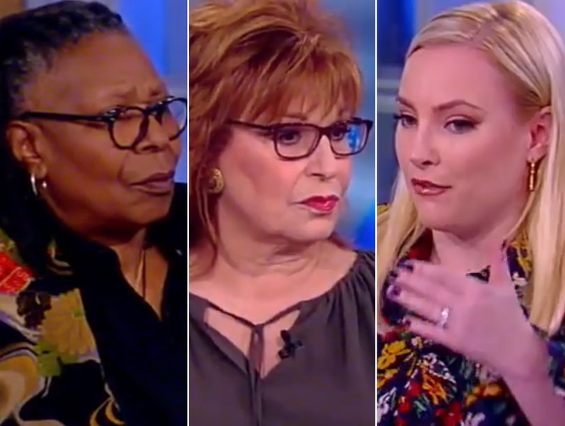 Meghan McCain Warns of 'Slippery Slope' as 'The View' Debates Gun Reform After Parkland Florida Shooting