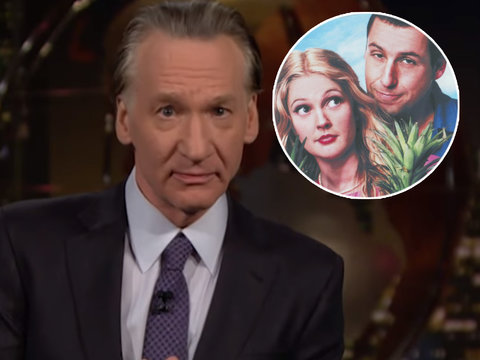 Maher Likes Trump Supporters to Drew Barrymore In '50 First Dates'