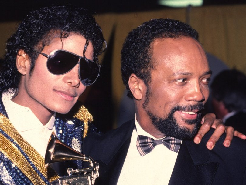 Joe Jackson Blasts 'Jealous' Quincy Jones for Claiming Michael Jackson Stole Songs