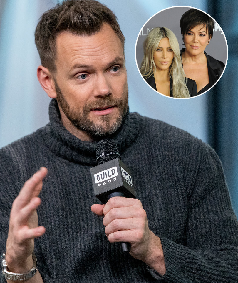 Joel McHale Says Kardashians Doomed 'The Soup' on E!