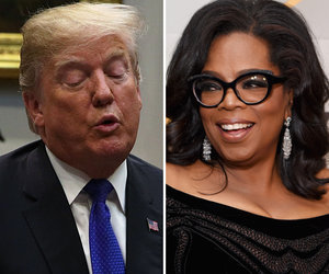 Hollywood Rushes to Oprah's Defense After Trump Slams Her