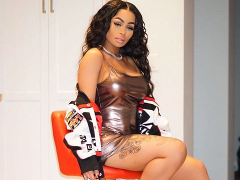 Blac Chyna's Sex Tape Inspires a Load of Kardashian Jokes