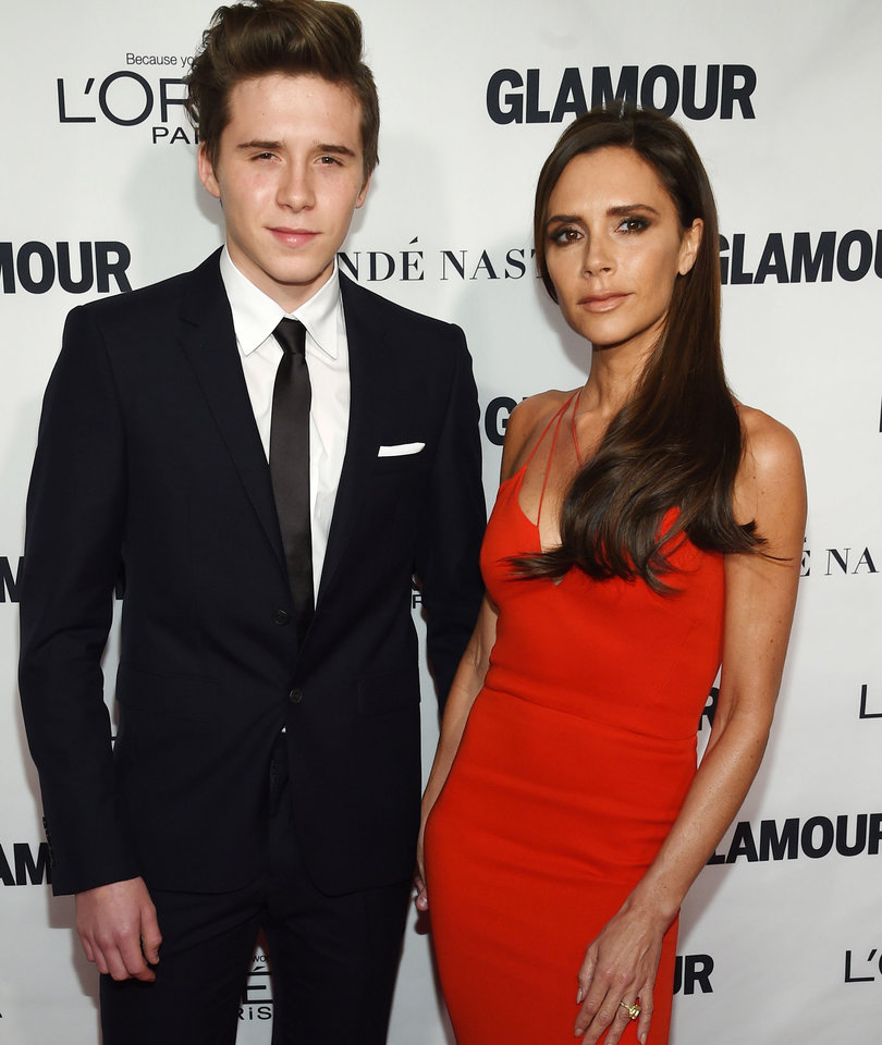 Brooklyn Beckham Gets Big 'Mum' Tattoo and Victoria Approves