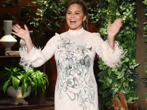 Ellen Proves Chrissy Teigen Knows Jack About John Legend