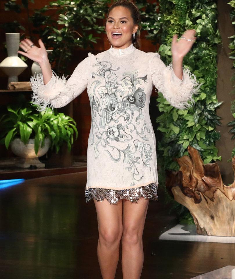 Ellen Proves Chrissy Teigen Knows Jack About John Legend