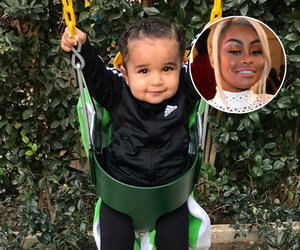 Blac Chyna Shared Adorable Photo of 1-Year-Old Dream
