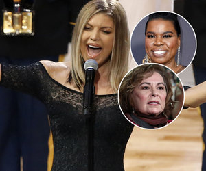 Fergie's National Anthem Gets Trashed by Hollywood and Beyond