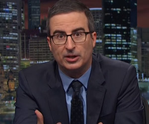 John Oliver Tackles Shooting: 'F-ck Your Thoughts and Prayers'