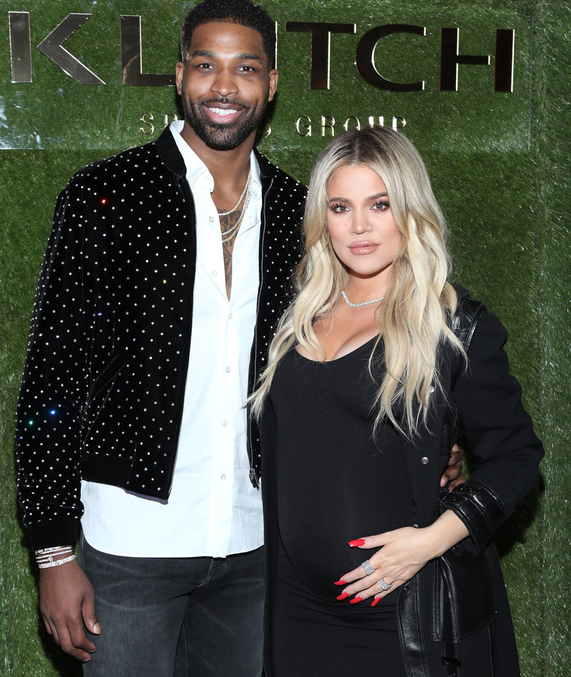 Khloe Kardashian and Tristan Thompson Step Out During All-Star Weekend