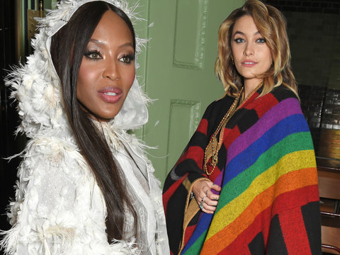 All the Celebrity Sightings from London Fashion Week