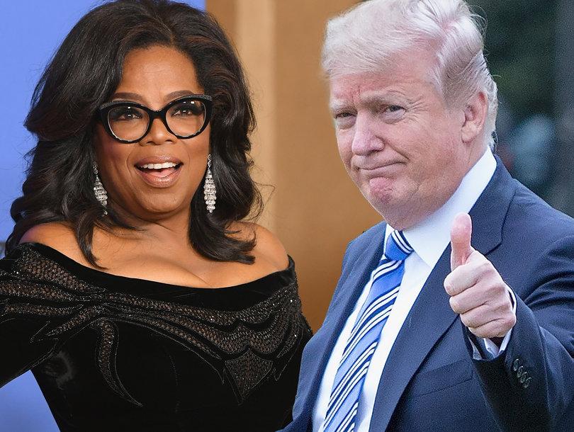 Oprah Winfrey Becomes Trump's Next Twitter Target