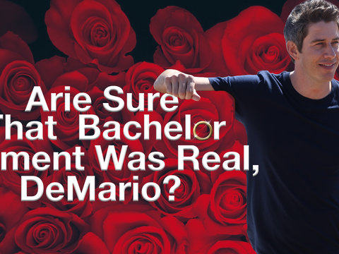 Arie Sure That Hometown Date with Tia Was Real, DeMario? - Week 8
