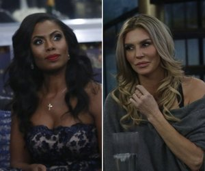 Brandi Glanville Accidentally Spills Secrets to Omarosa