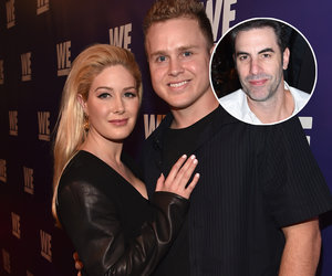 Spencer Pratt Don't Fall for Sacha Baron Cohen's Latest Prank