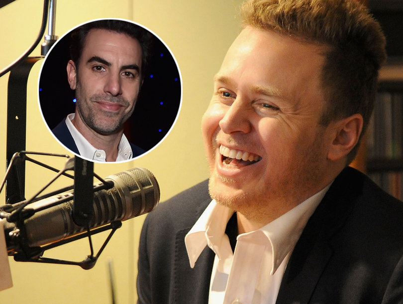 Spencer Pratt 'So Upset' He May Have Passed on Being Punked by Sacha Baron Cohen (Exclusive)