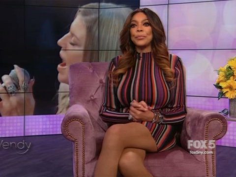 Wendy Williams Says Fergie Can't Sing 'Raw Dog,' 'Needs Autotune'
