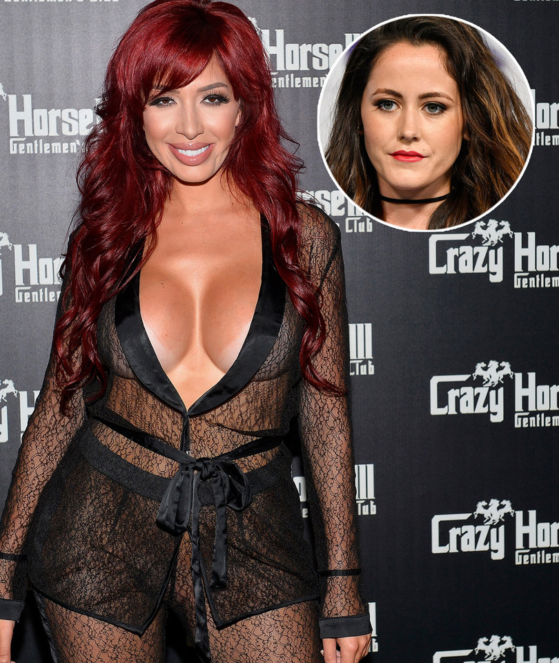 Farrah Abraham Praises MTV for Firing Jenelle Evans' Husband