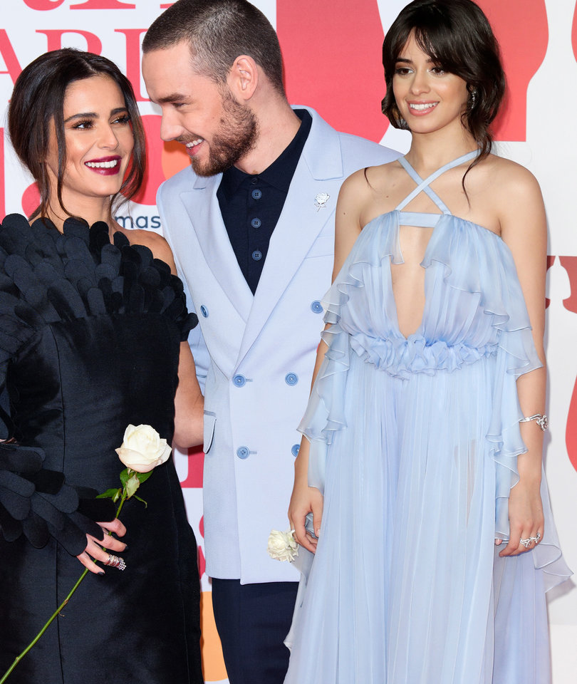 The BRIT Awards Brought Out Some Major Stars in London