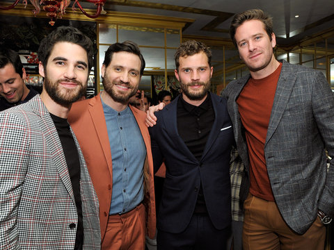 If These Men Don't Make You Swoon We Don't Know What Will