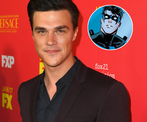 Finn Wittrock 'Totally Into' the Idea of Playing Nightwing