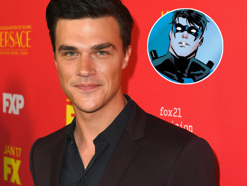 Finn Wittrock Sees Your Nightwing Dream Casting Tweets and He's 'Totally Into It' (Exclusive)