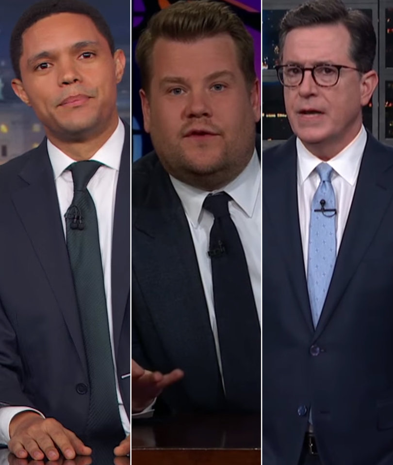 Late-Night Hosts Get Serious to Side With Parkland Florida Shooting Survivors:…