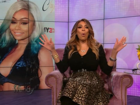 Wendy Calls Blac Chyna Sex Tape 'Lazy' and Rips Rob Kardashian, Too