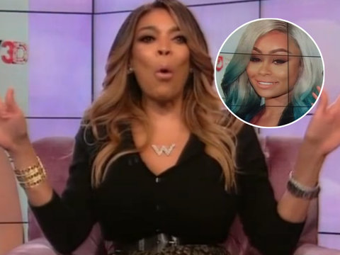Wendy Calls Blac Chyna Sex Tape 'Lazy' and Rips Rob Kardashian, Too
