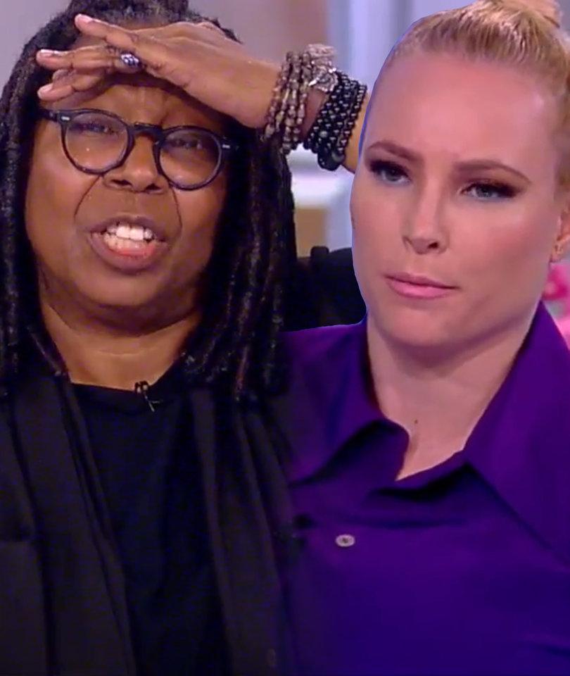 Meghan McCain Calls Florida Shooting Conspiracy Theorists 'Lunatics'