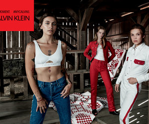 Paris Jackson and Millie Bobby Brown Follow Kardashians' Lead In New Calvin Klein Campaign