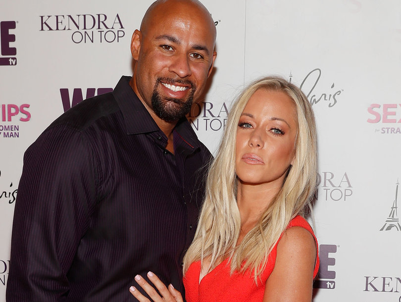 Kendra Wilkinson Slams Report She's 'Faking' Marital Problems With Husband Hank for Reality TV