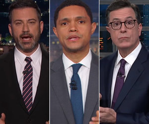 Late-Night Targets Theory That Shooting Survivors Are 'Crisis Actors'
