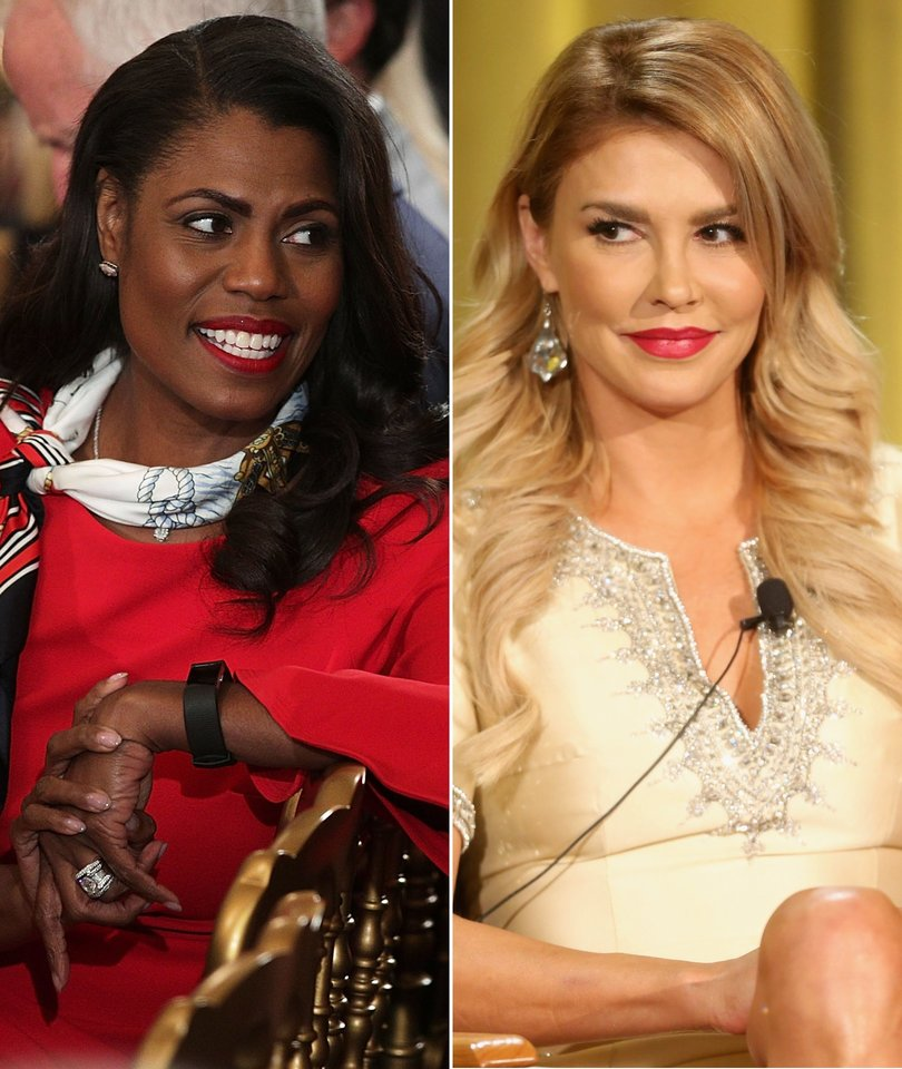 Omarosa Dubbed 'Fake News,' Brandi Glanville Goes on the Attack