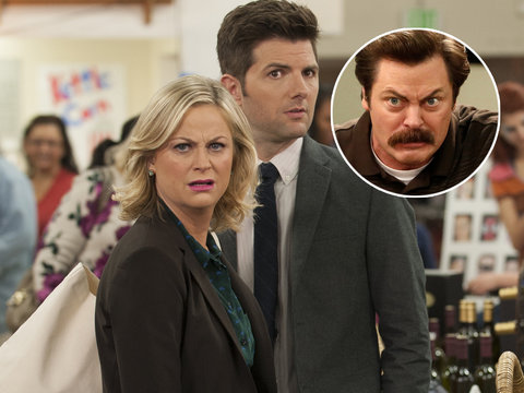 Amy Poehler Tells NRA to 'F-ck Off' for Using 'Parks and Rec' GIF