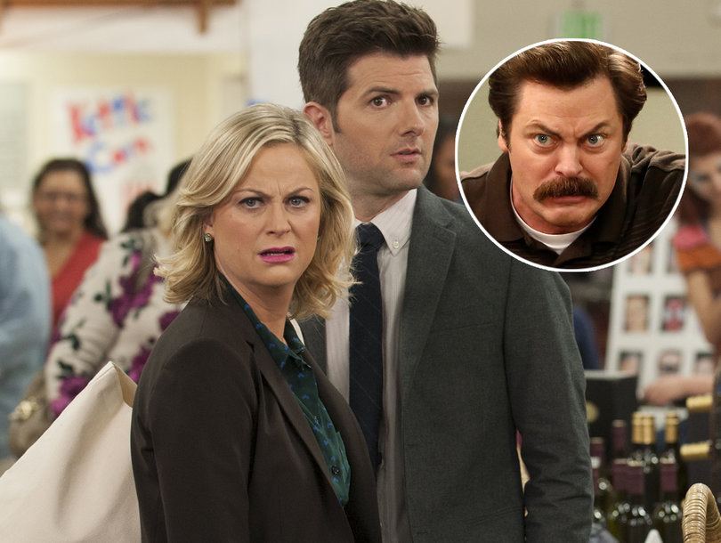 Amy Poehler Tells NRA to 'F-ck Off' for Using 'Parks and Recreation' GIF