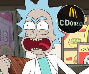 McDonald's Launches 'Rick & Morty' Szechuan Sauce Fiasco Podcast