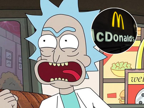 McDonald's Launches 'Rick & Morty' Szechuan Sauce Fiasco Podcast