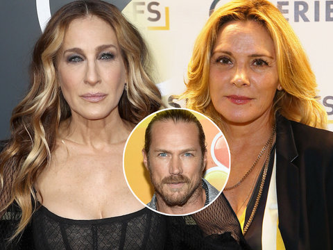 'Sex and the City' Jason Lewis Picks Side In Cattrall/SJP Feud