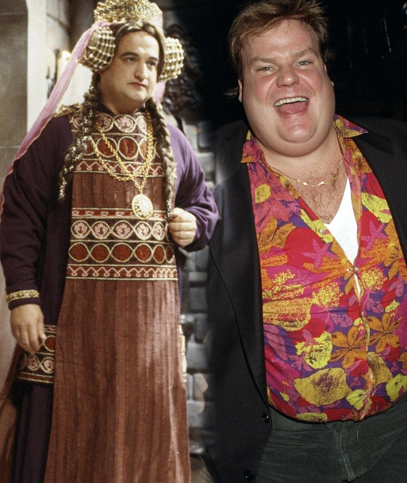 'SNL' Curse: 9 Cast Members Gone Too Soon