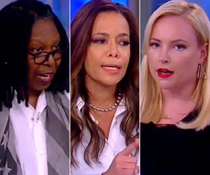 Meghan McCain Clashes With 'The View' Over CNN's Gun Control Debate