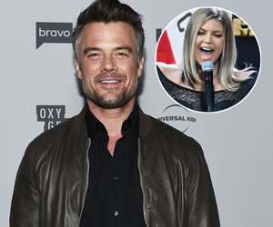 Josh Duhamel Defends Fergie's National Anthem on 'Ellen'