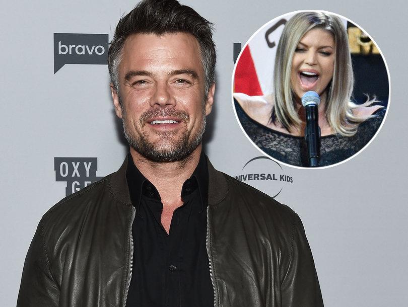 Josh Duhamel Defends Fergie's National Anthem on 'Ellen'