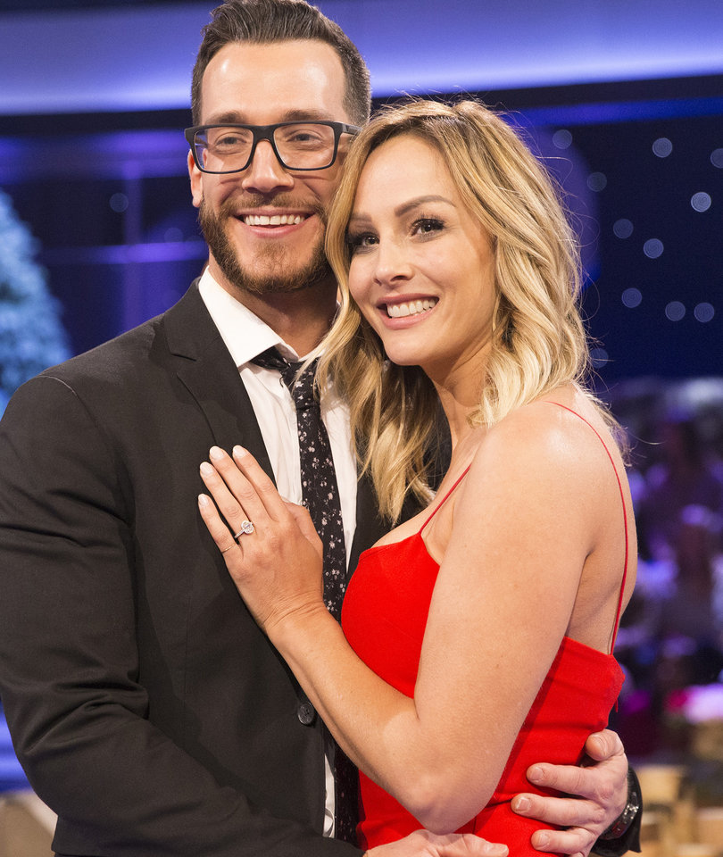 'The Bachelor Winter Games' Couple Clare Crawley and Benoit are Engaged