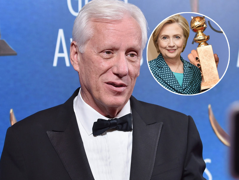 James Woods Piggybacks Off Brendan Fraser to Claim He Was Blacklisted by HFPA Over Hillary Clinton