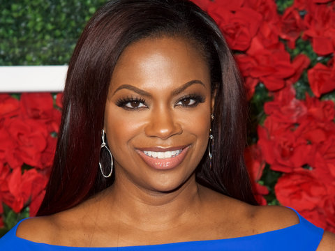 Kandi Burruss Modeled Hair Dye 20 Years Ago and the Photos Have Resurfaced