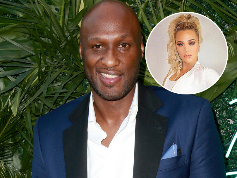 Lamar Odom Says Khloe Kardashian Is Going to Raise 'One Spoiled-Ass Baby'