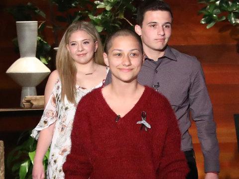 Parkland Florida Shooting Survivor Cameron Kasky Mocks 'Crisis Actor' Conspiracy Theory…